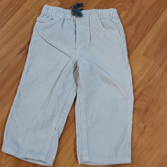 Carter's Other - Carter's Velvet Jeans